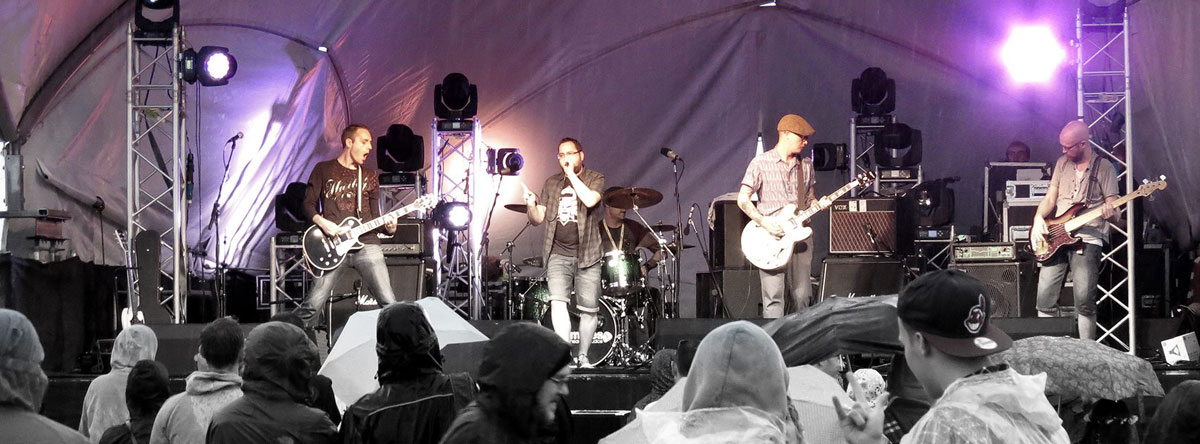 Sigma Falls Music Band